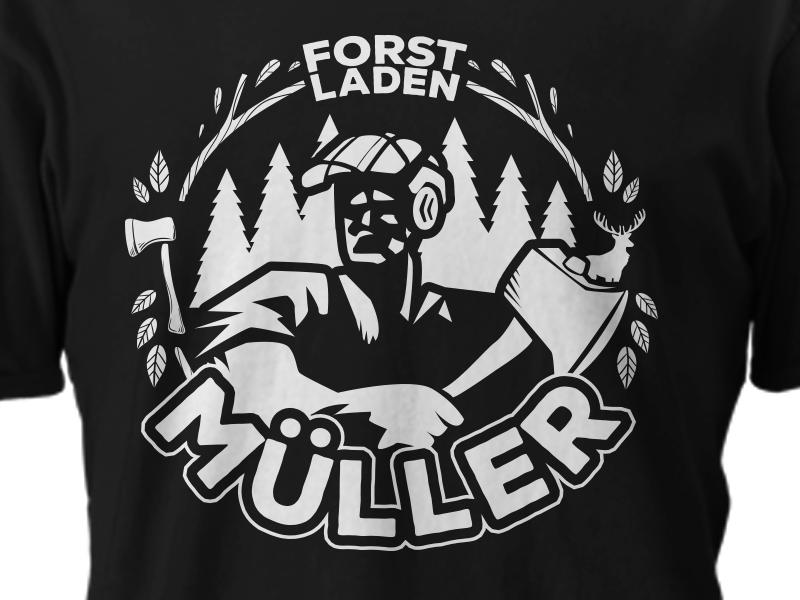 Forstladen Shirt - Timberman 2018